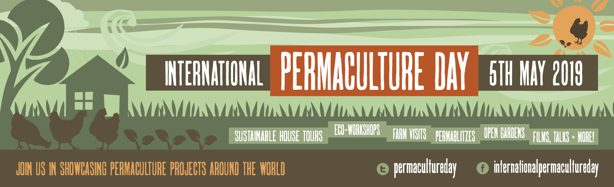 International Permaculture Day 2019
