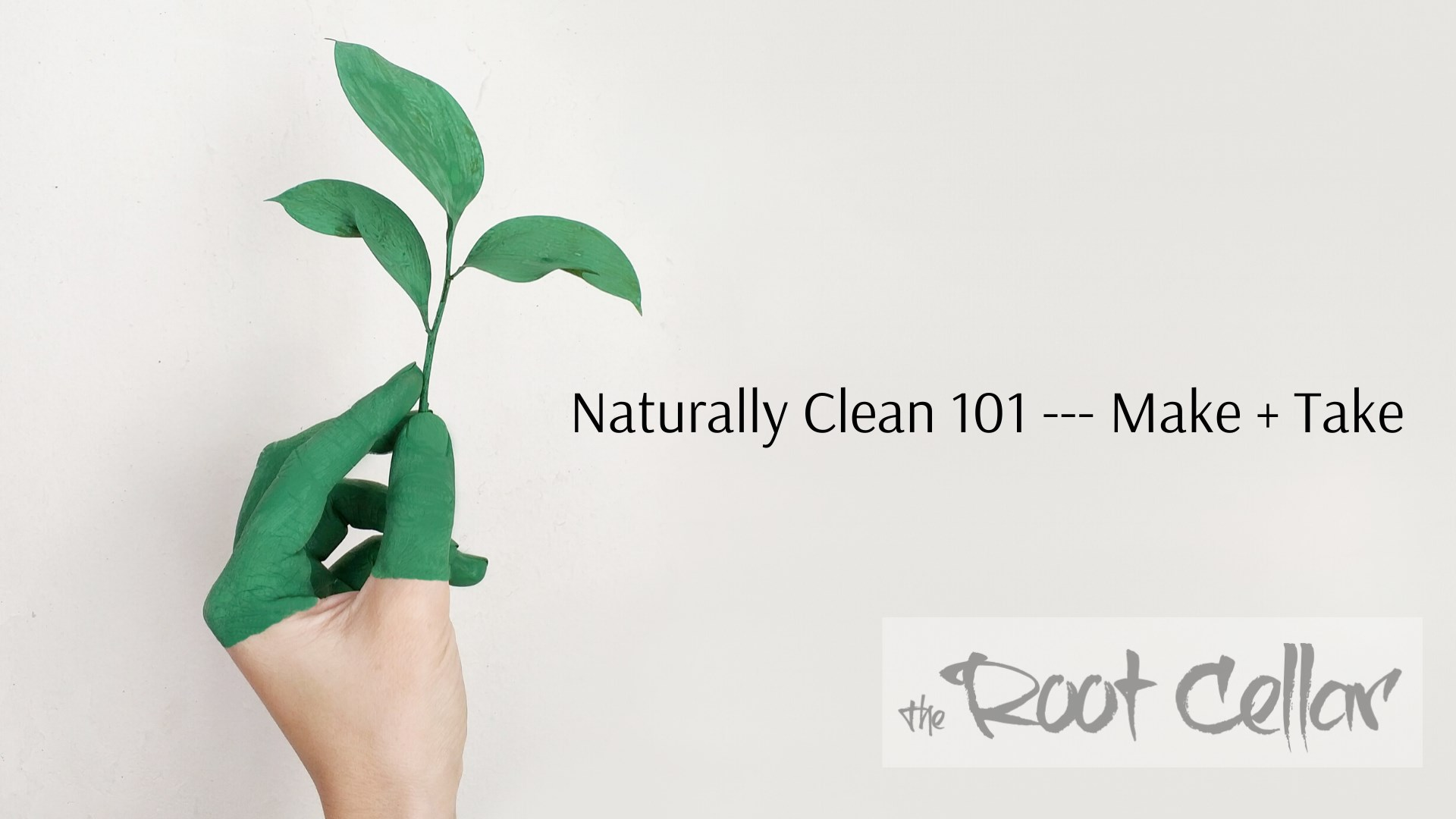Naturally Clean 101